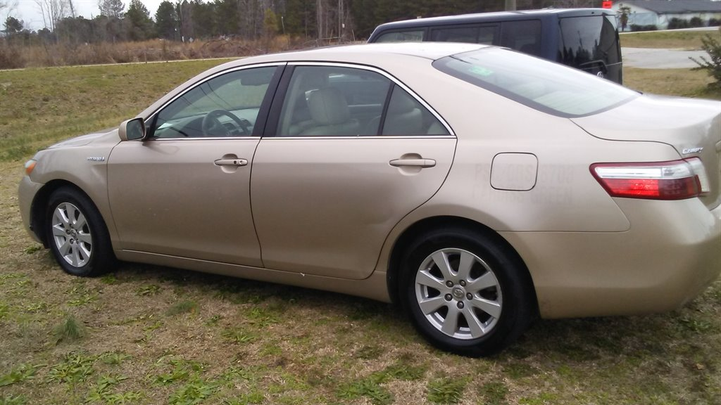 2009 Toyota Camry Hybrid photo