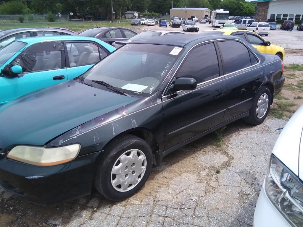 1998 Honda Accord LX images