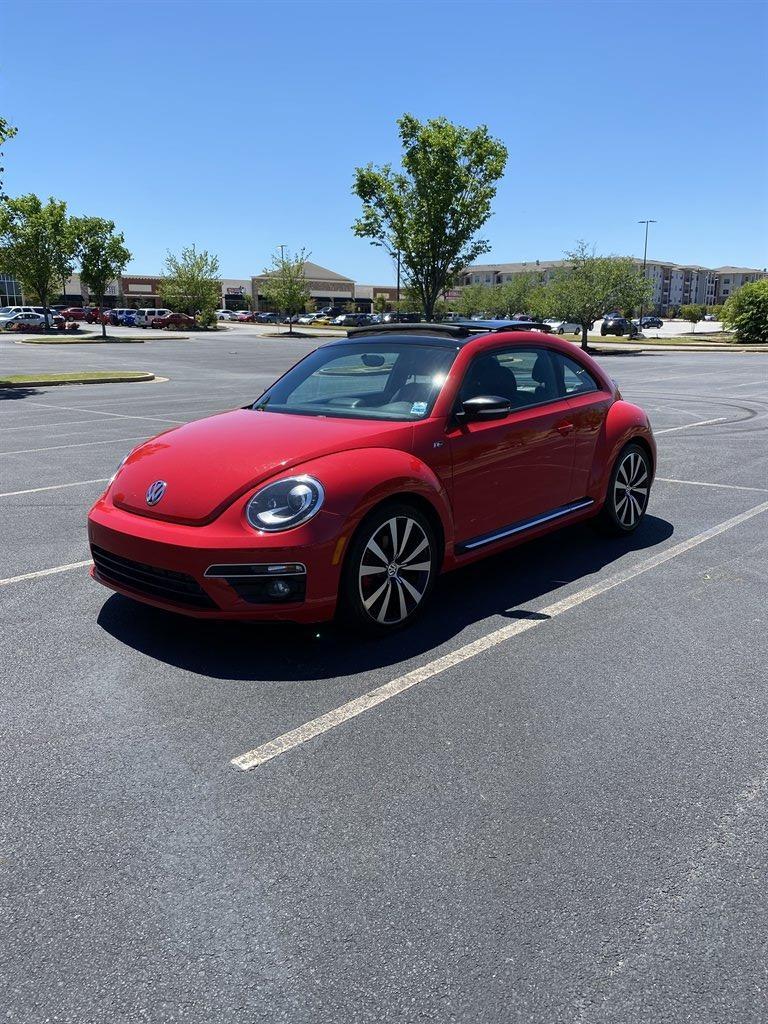 2014 Volkswagen Beetle R-Line photo