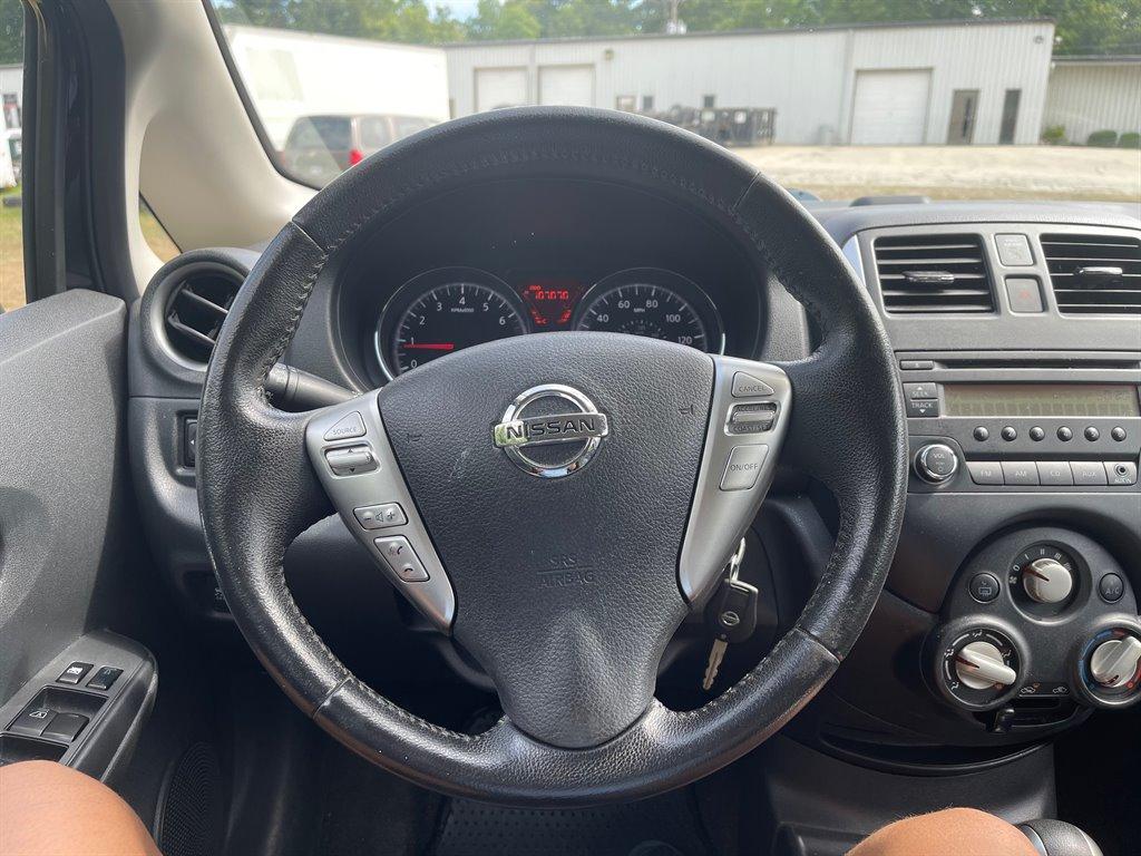 2014 Nissan Versa Note S photo