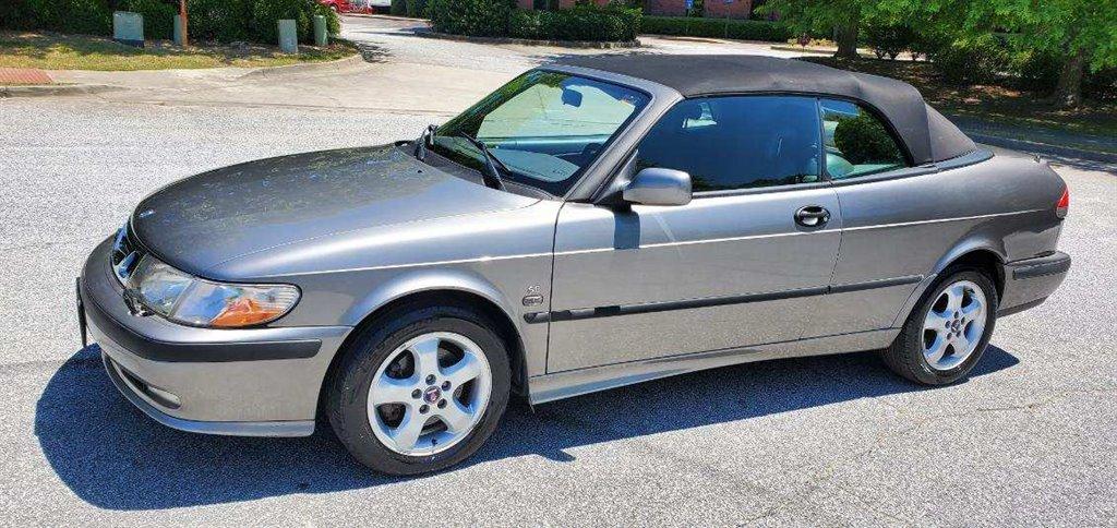 2001 Saab 9-3 SE photo