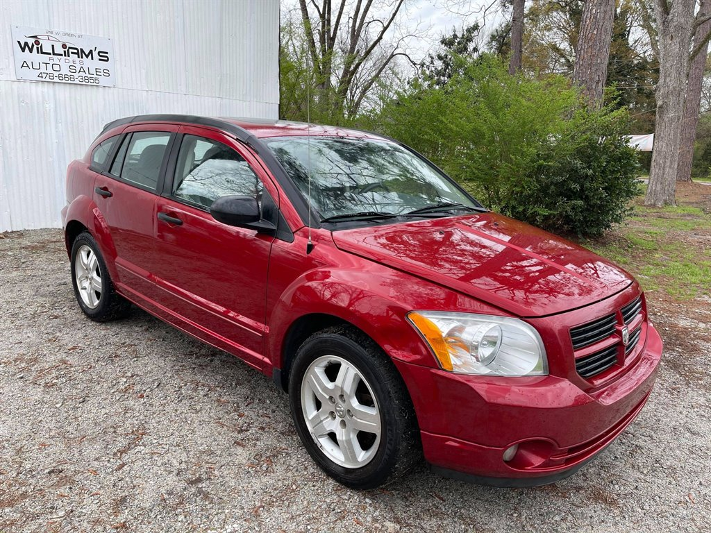 2007 Dodge Caliber SXT photo