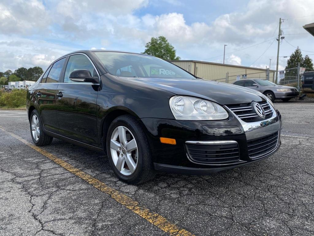 2008 Volkswagen Jetta SE photo