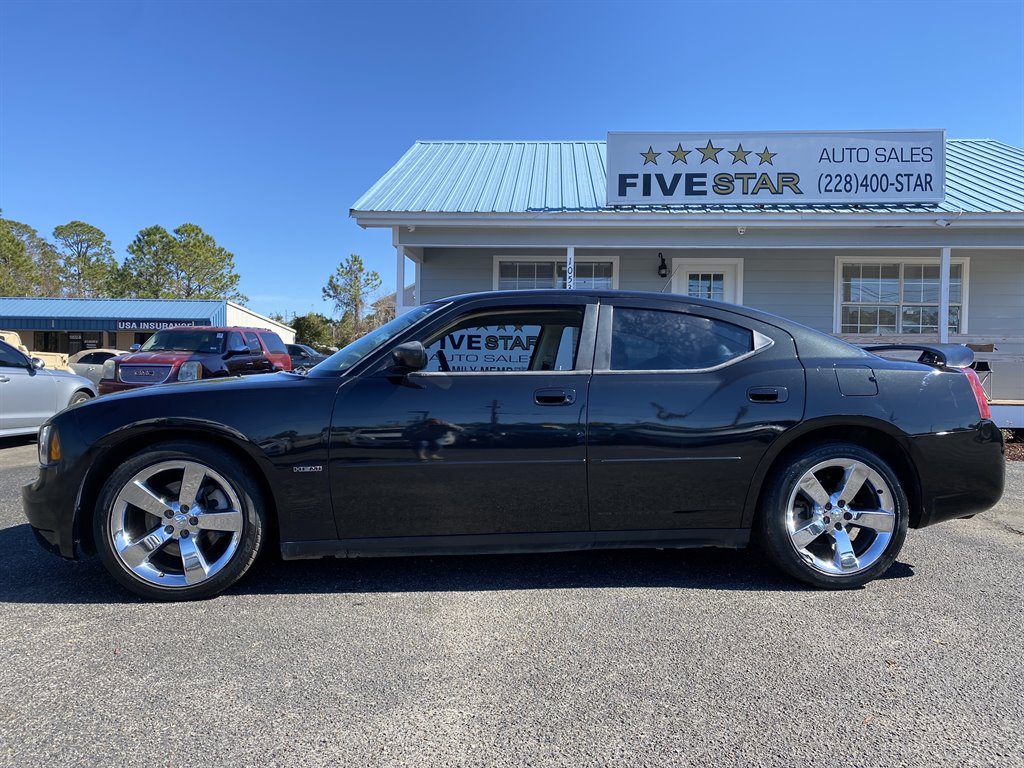 2008 Dodge Charger RT photo