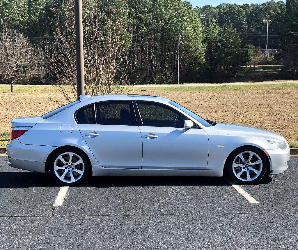2008 BMW 5-Series 535i photo