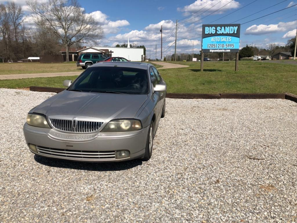 2004 Lincoln LS Sport photo