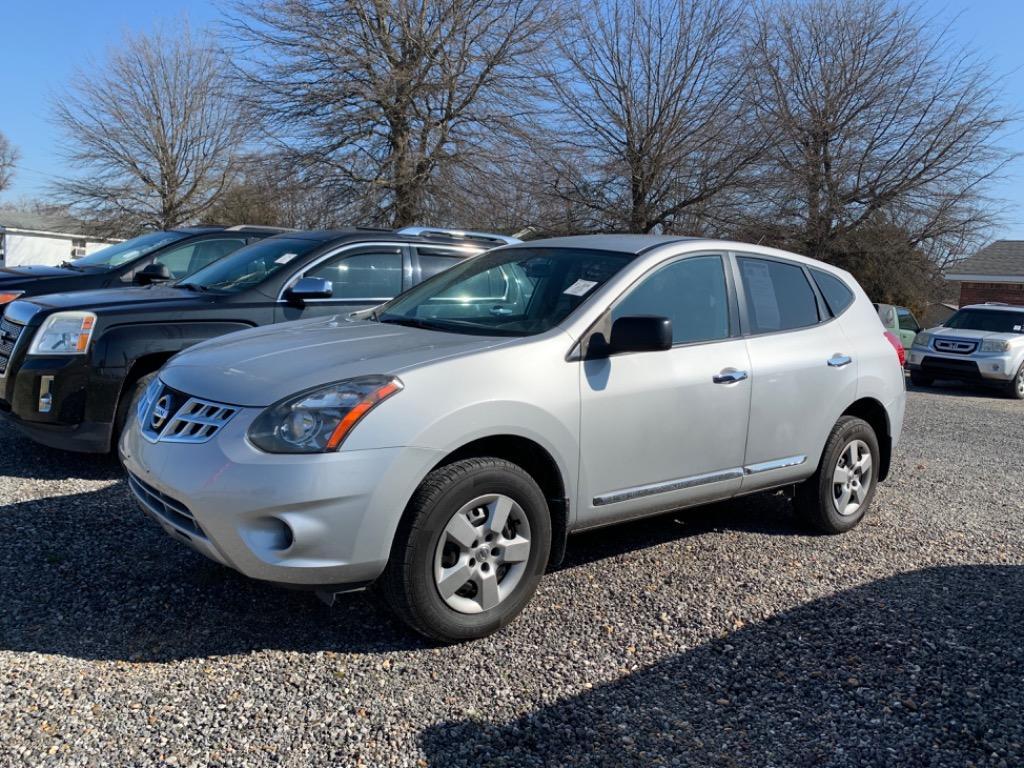 2014 Nissan Rogue Select S photo