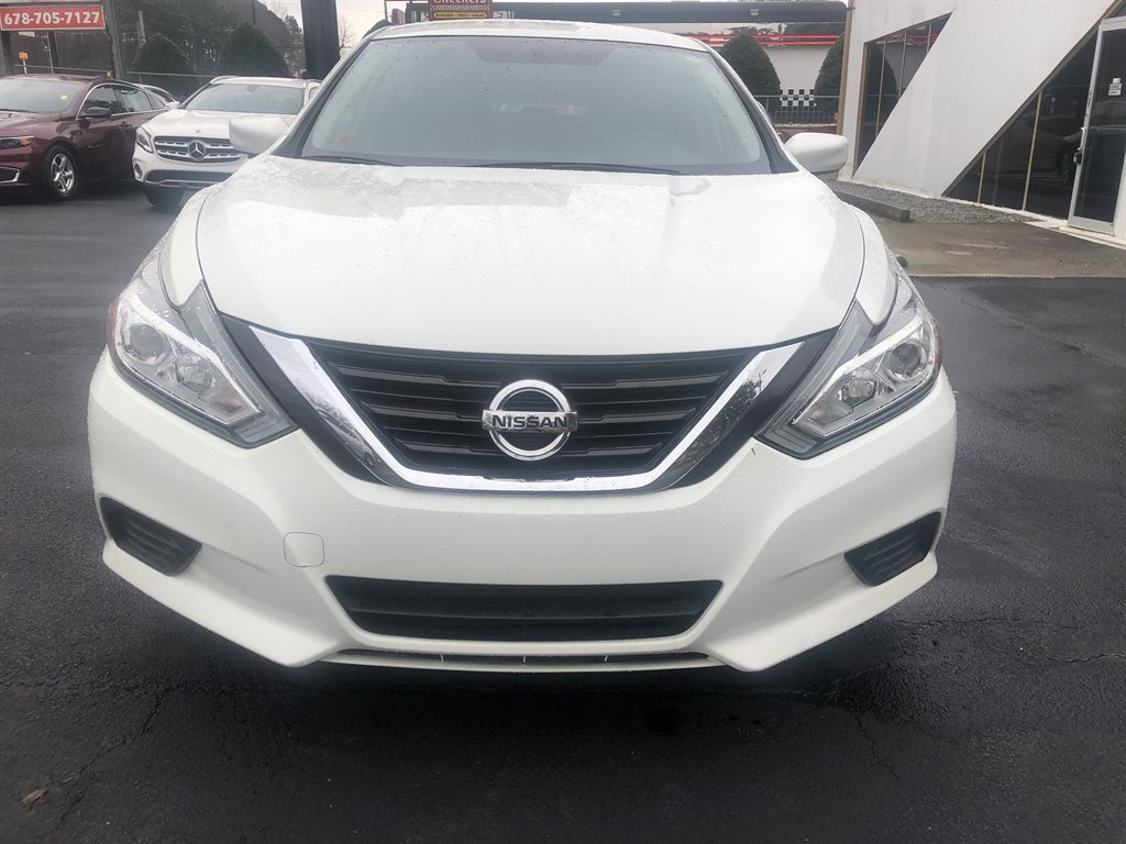 2016 Nissan Altima SL photo