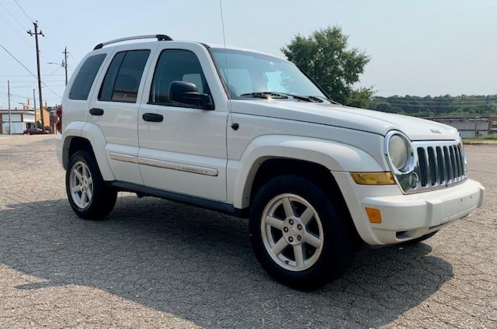 2007 Jeep Liberty Limited photo