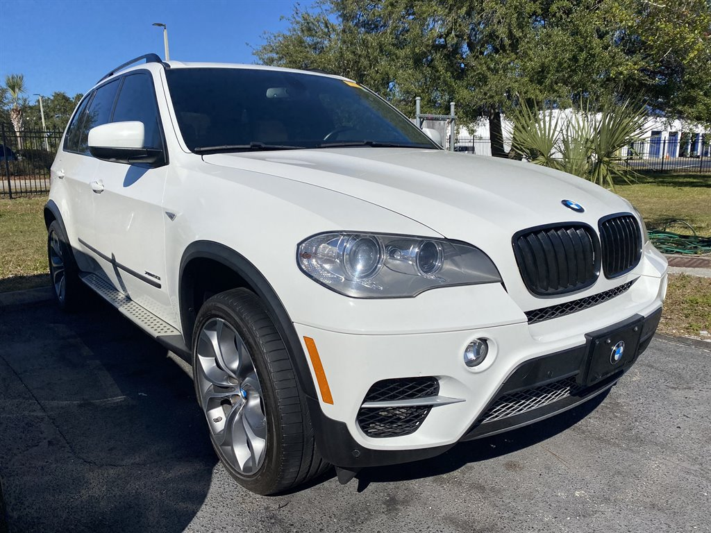 2012 BMW X5 xDrive50i photo