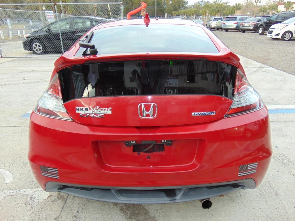 2011 Honda CR-Z EX photo