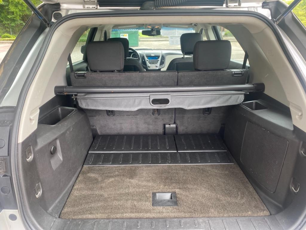2011 Chevrolet Equinox LS photo