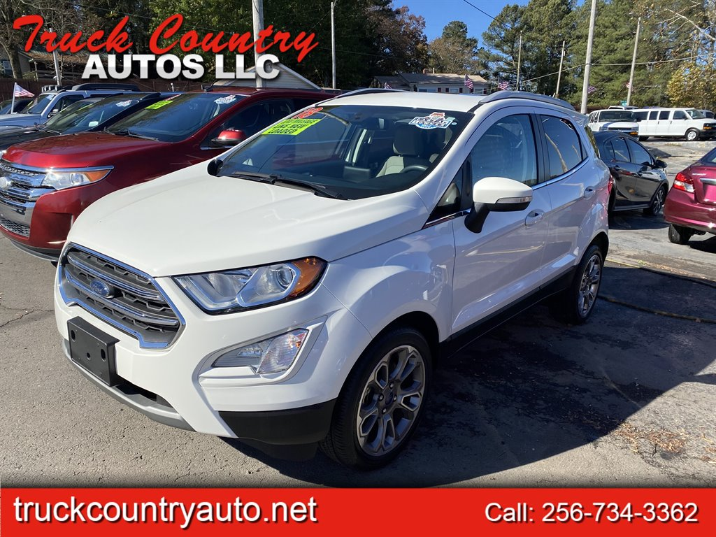 2018 Ford EcoSport Titanium photo