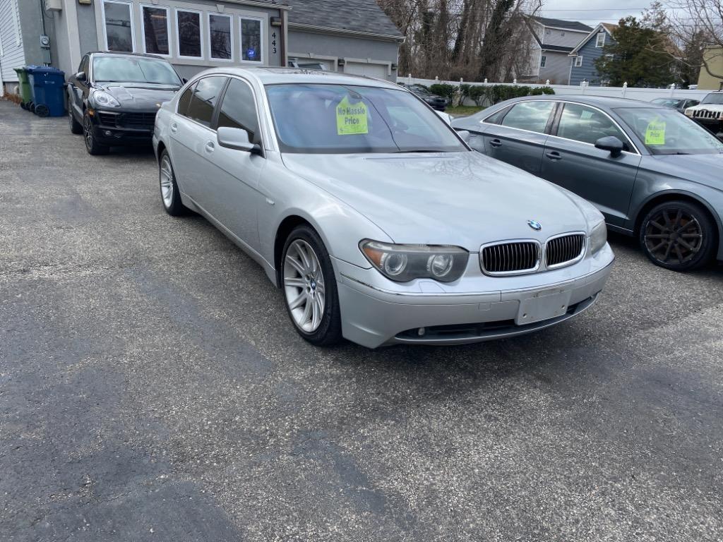 2003 BMW 7-Series 745Li photo