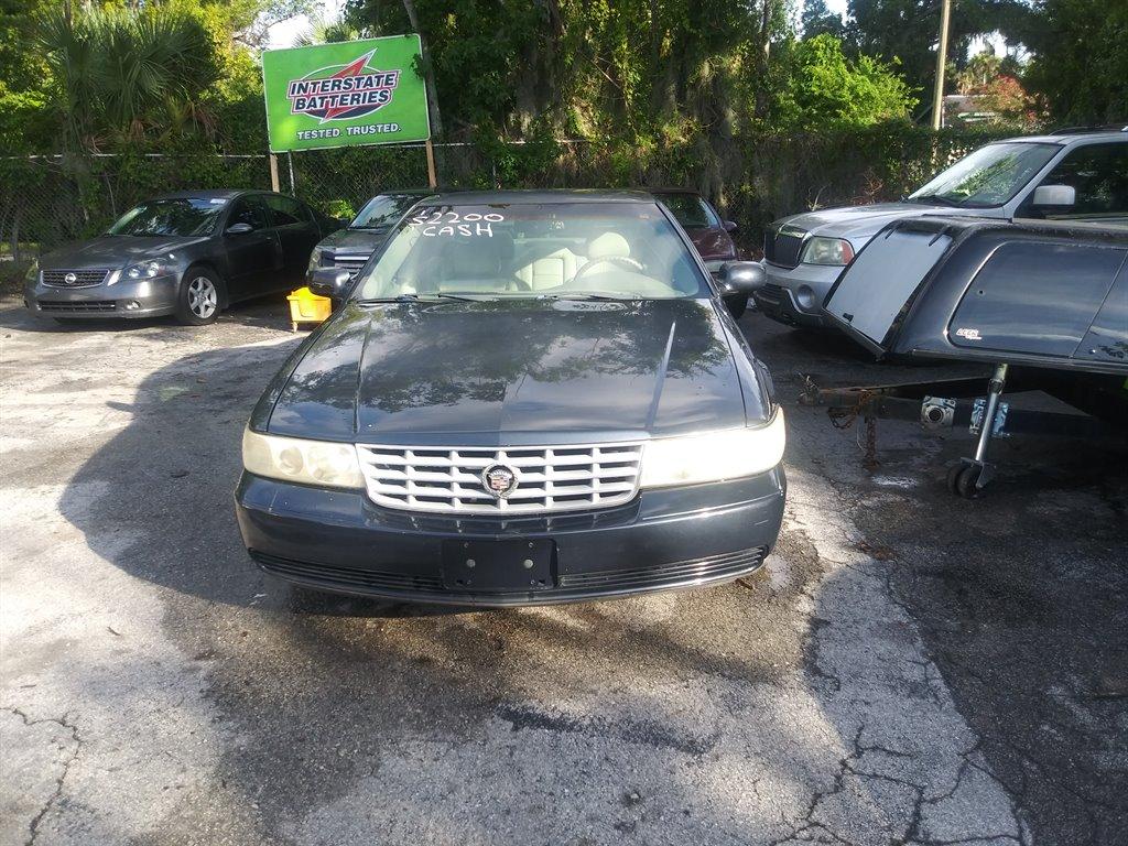 2000 Cadillac Seville SLS photo