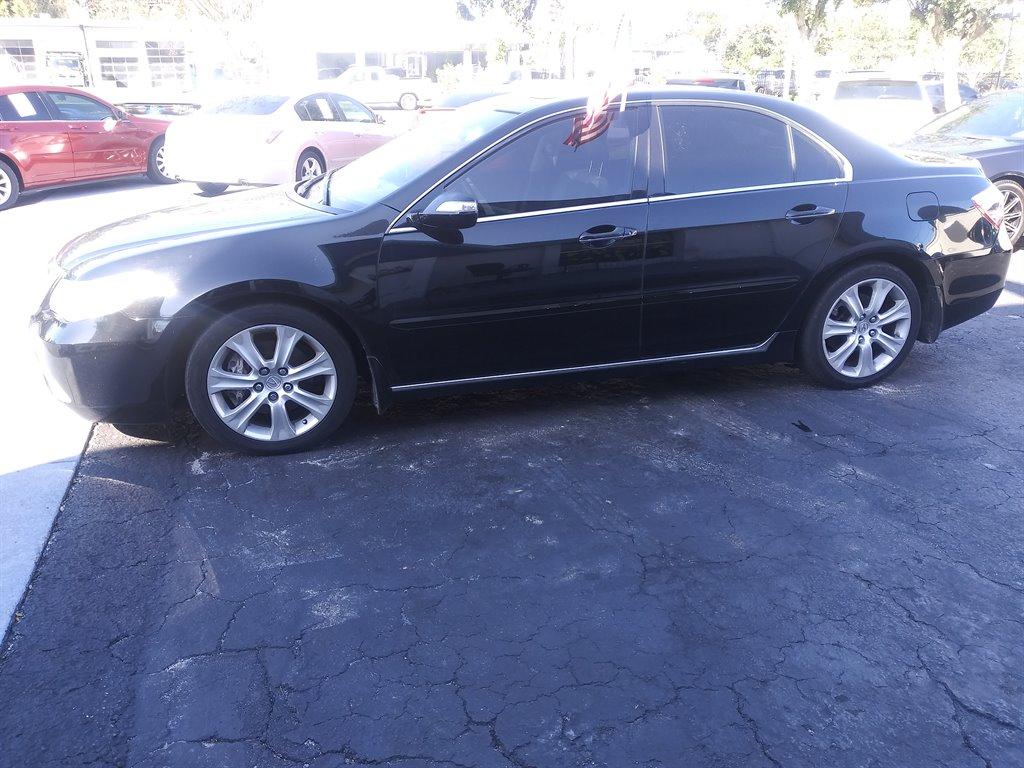 2009 Acura RL photo