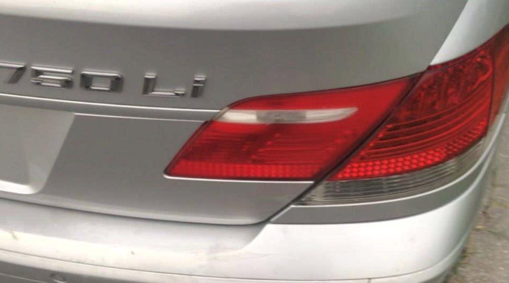 2007 BMW 7-Series 750Li photo