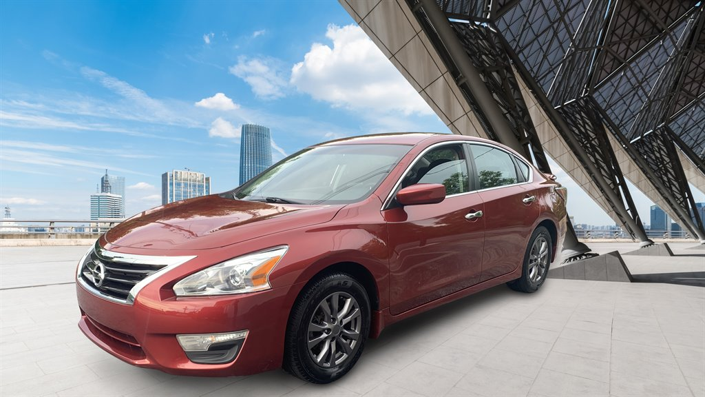 2015 Nissan Altima Special Edition photo