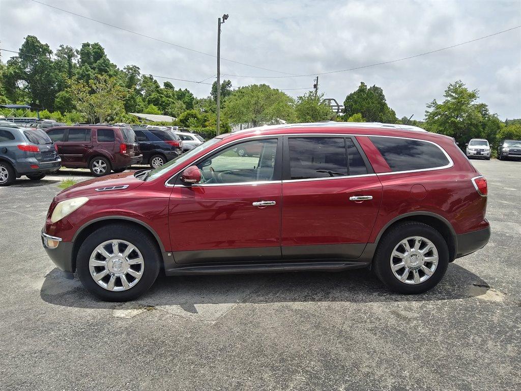 The 2011 Buick Enclave CXL-1 photos