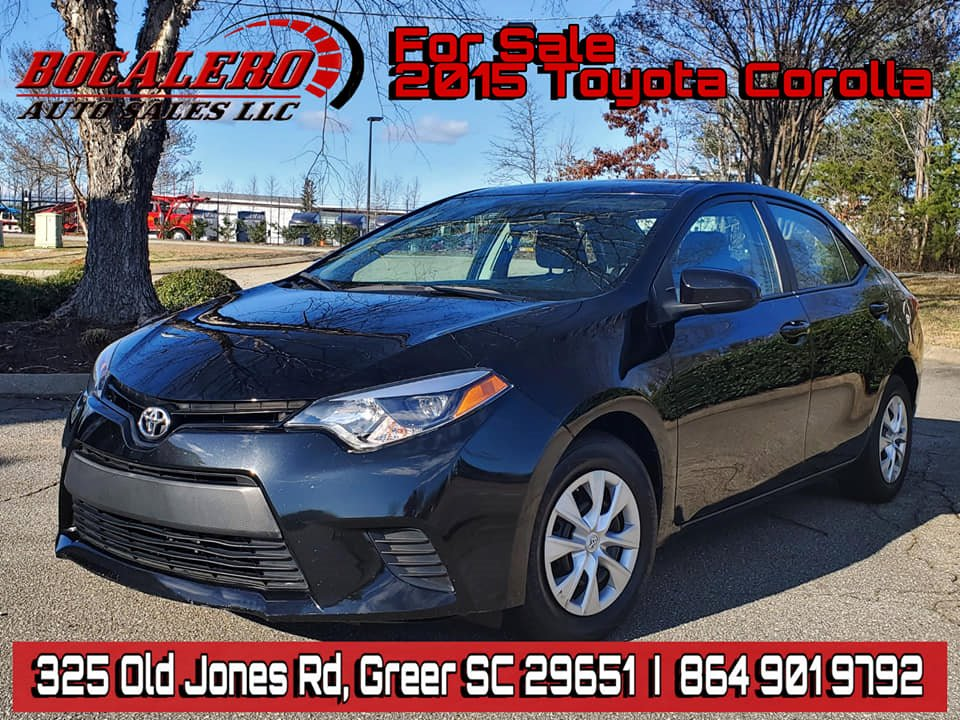 2015 Toyota Corolla LE photo