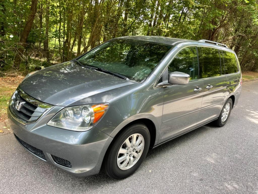 2010 Honda Odyssey EX w/DVD photo