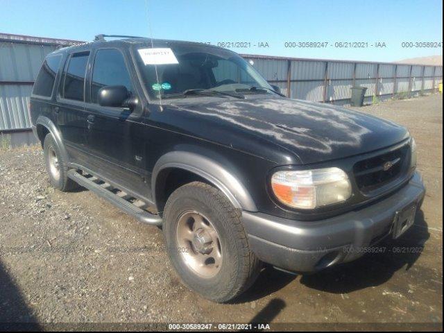 2000 Ford Explorer XLT photo