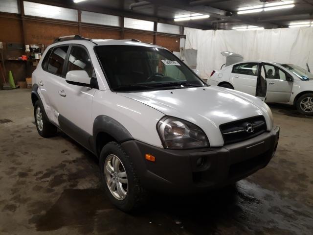 2008 Hyundai Tucson Limited V6 photo