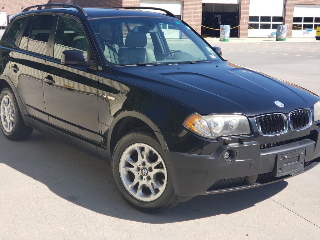 2004 BMW X3 2.5i photo