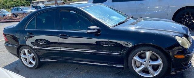 2005 Mercedes-Benz C-Class C230 images