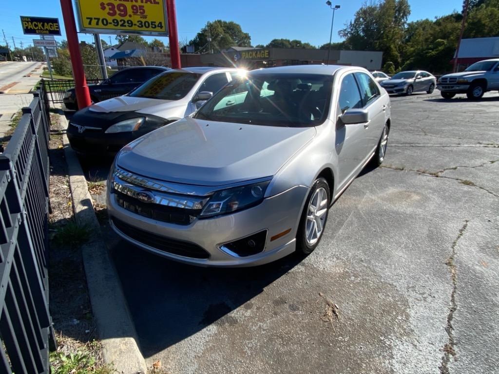 2012 Ford Fusion SEL photo
