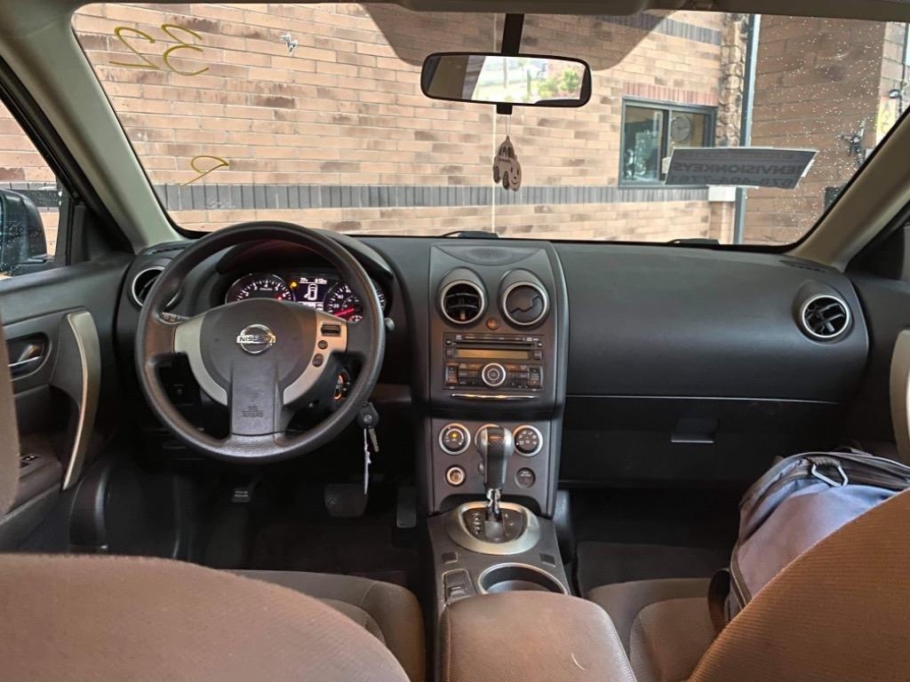 2012 Nissan Rogue S photo