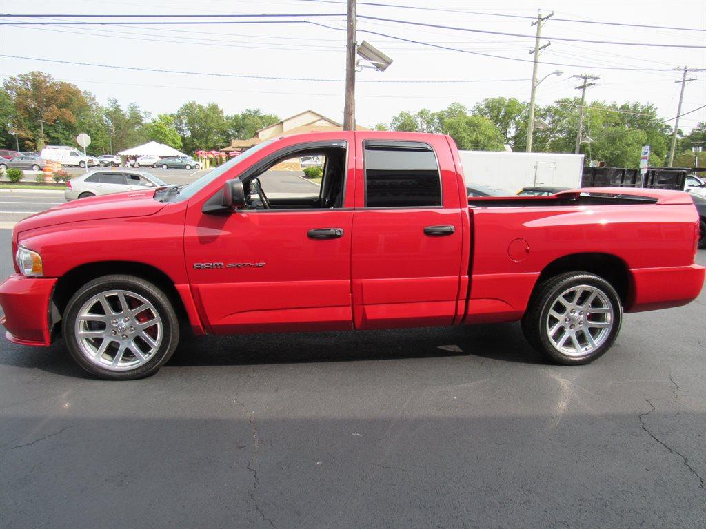 2005 Dodge Ram 1500 SRT-10