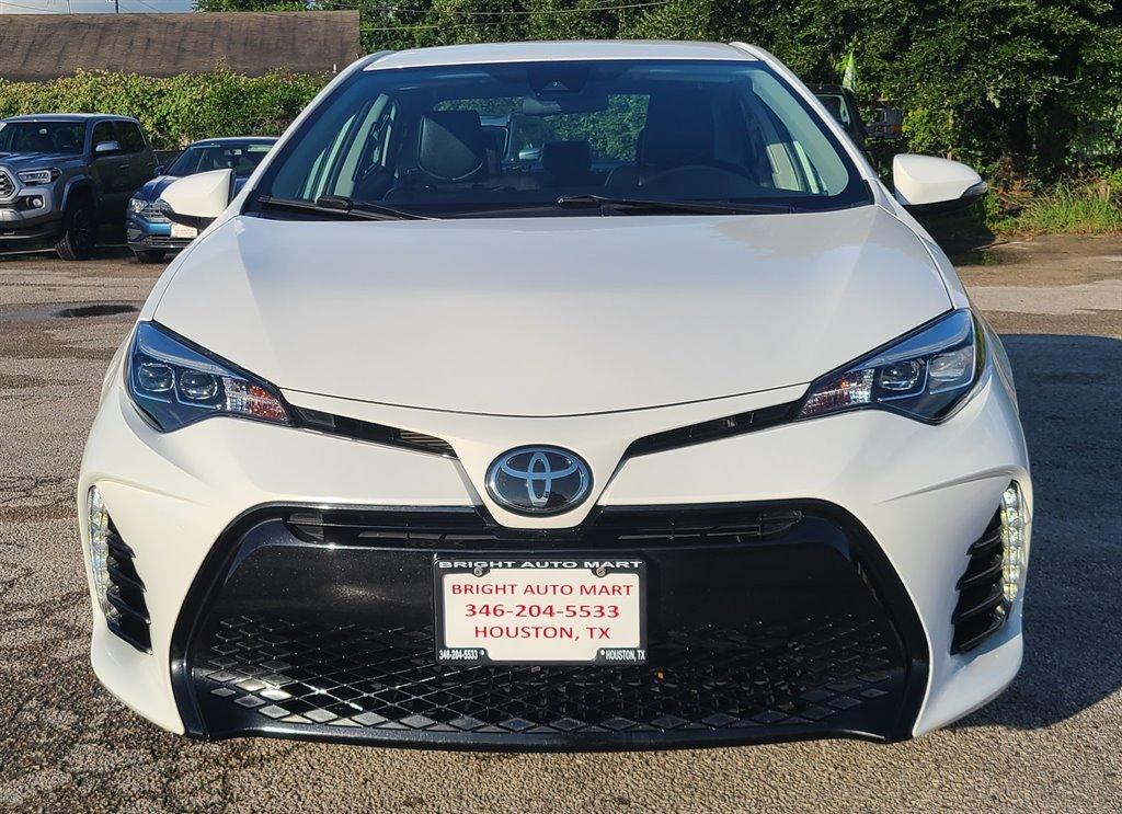 2018 Toyota Corolla SE photo