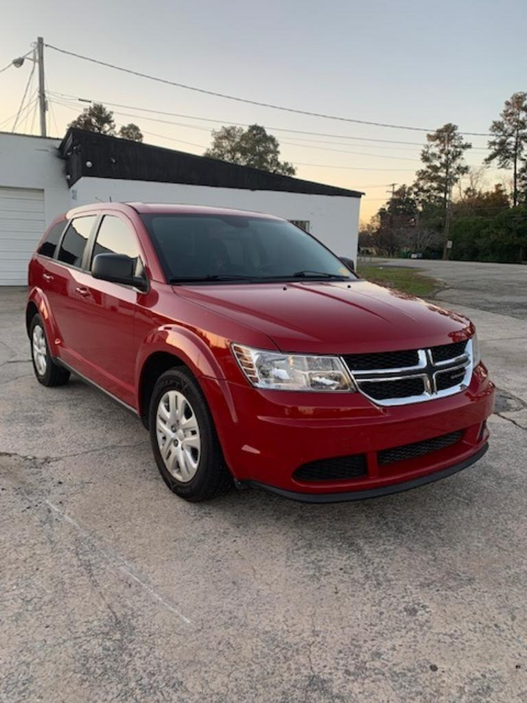 2014 Dodge Journey American Value Package photo