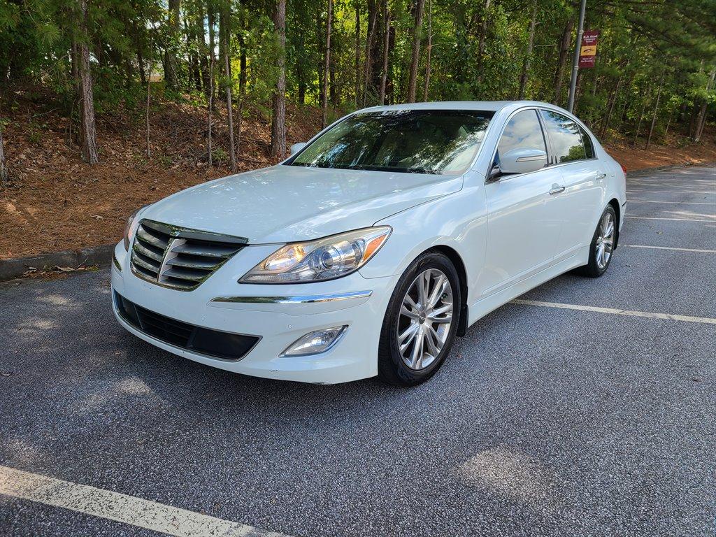 2012 Hyundai Genesis 3.8L V6 photo
