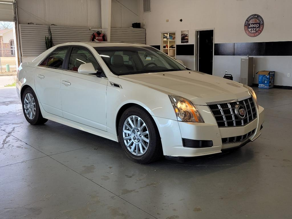 2012 Cadillac CTS 3.0L Luxury photo