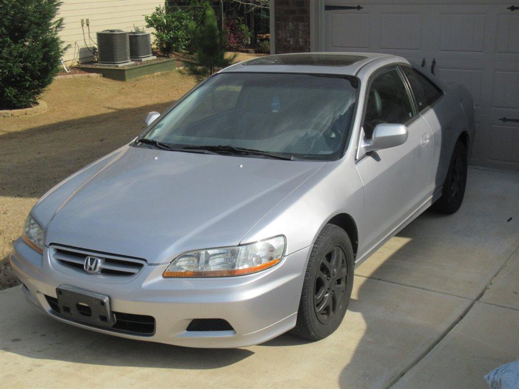 2002 Honda Accord EX photo