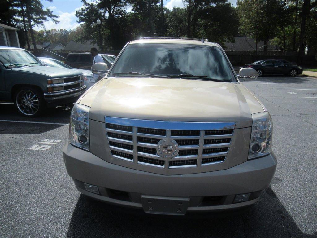 2009 Cadillac Escalade photo