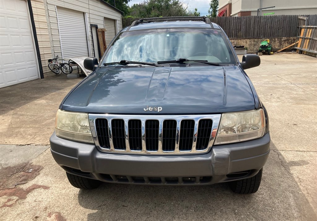 2001 Jeep Grand Cherokee Laredo photo