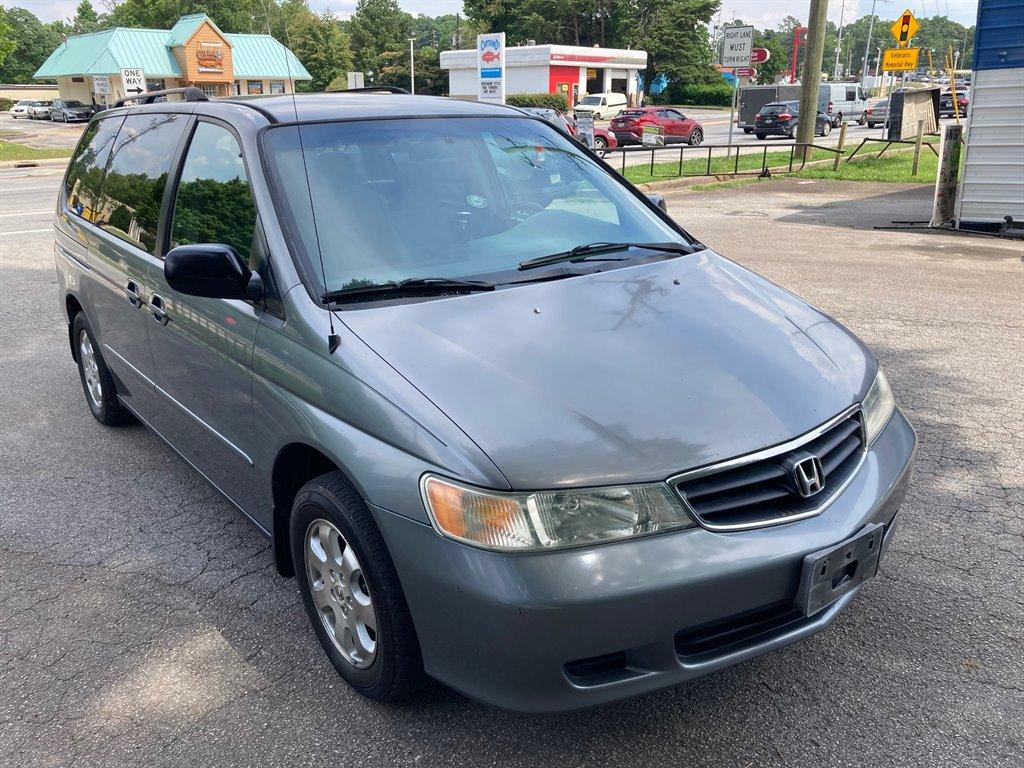 2002 Honda Odyssey EX photo