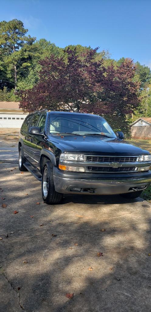 The 2002 Chevrolet Suburban Lt photos