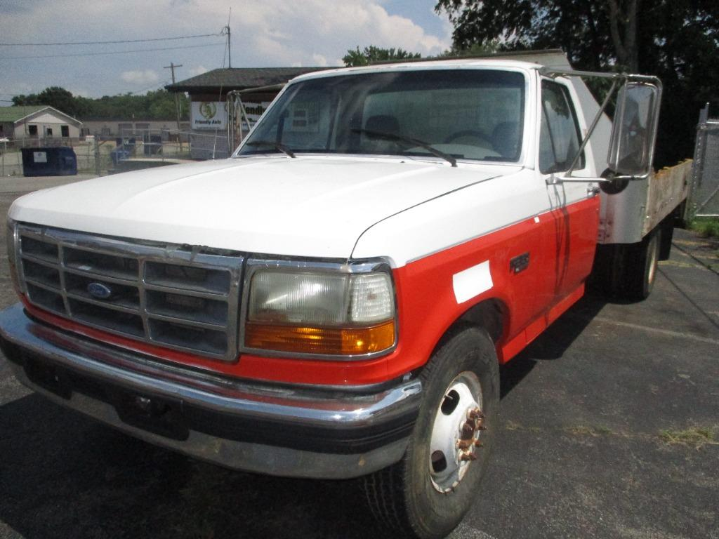 1994 Ford F350 Truck photo