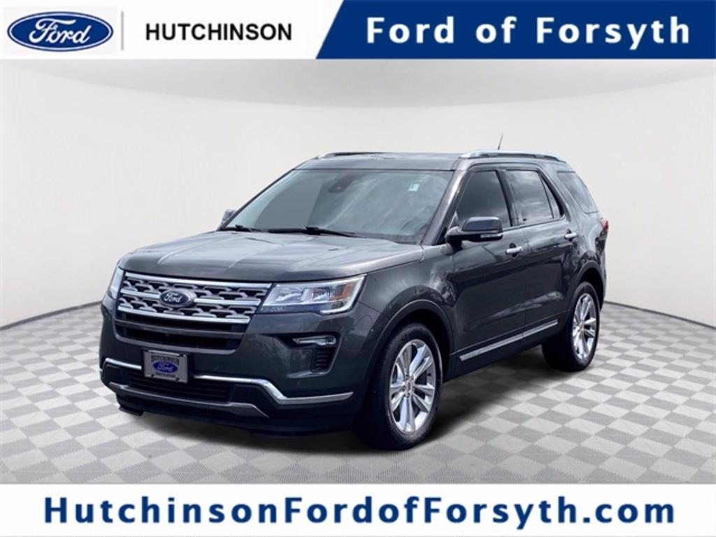 2019 Ford Explorer Limited photo