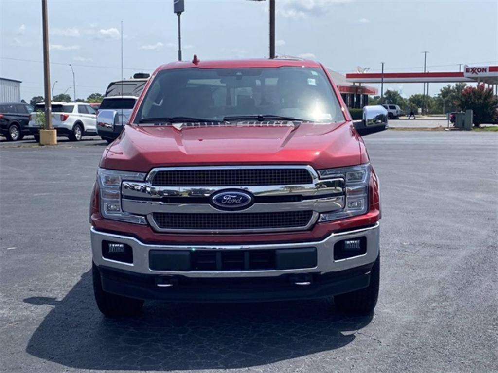 2020 Ford F-150 King Ranch photo