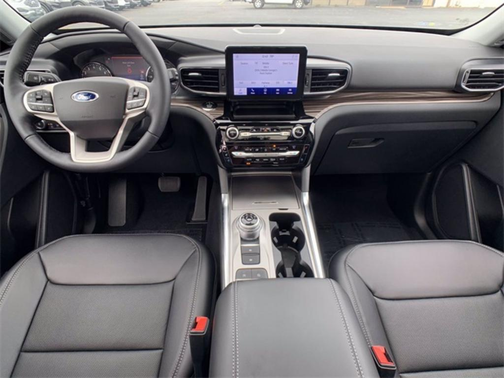 2021 Ford Explorer Limited photo