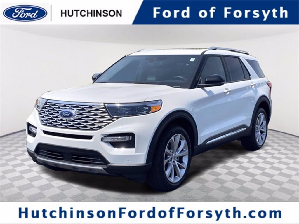 2021 Ford Explorer Platinum photo