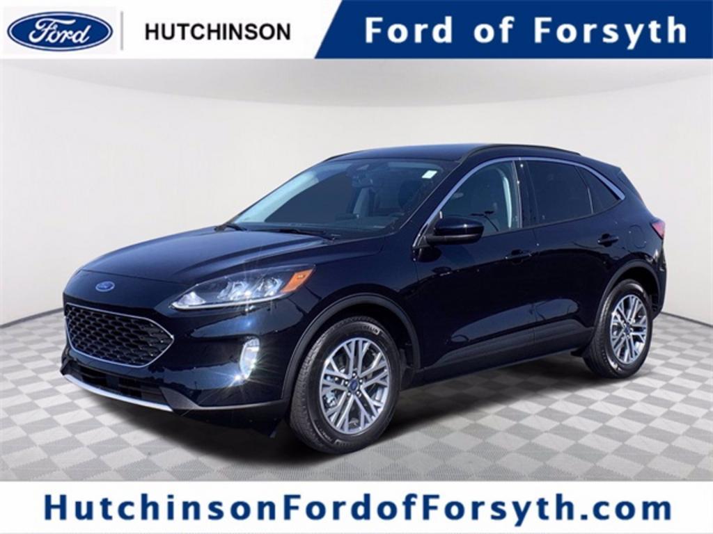 2021 Ford Escape SEL photo