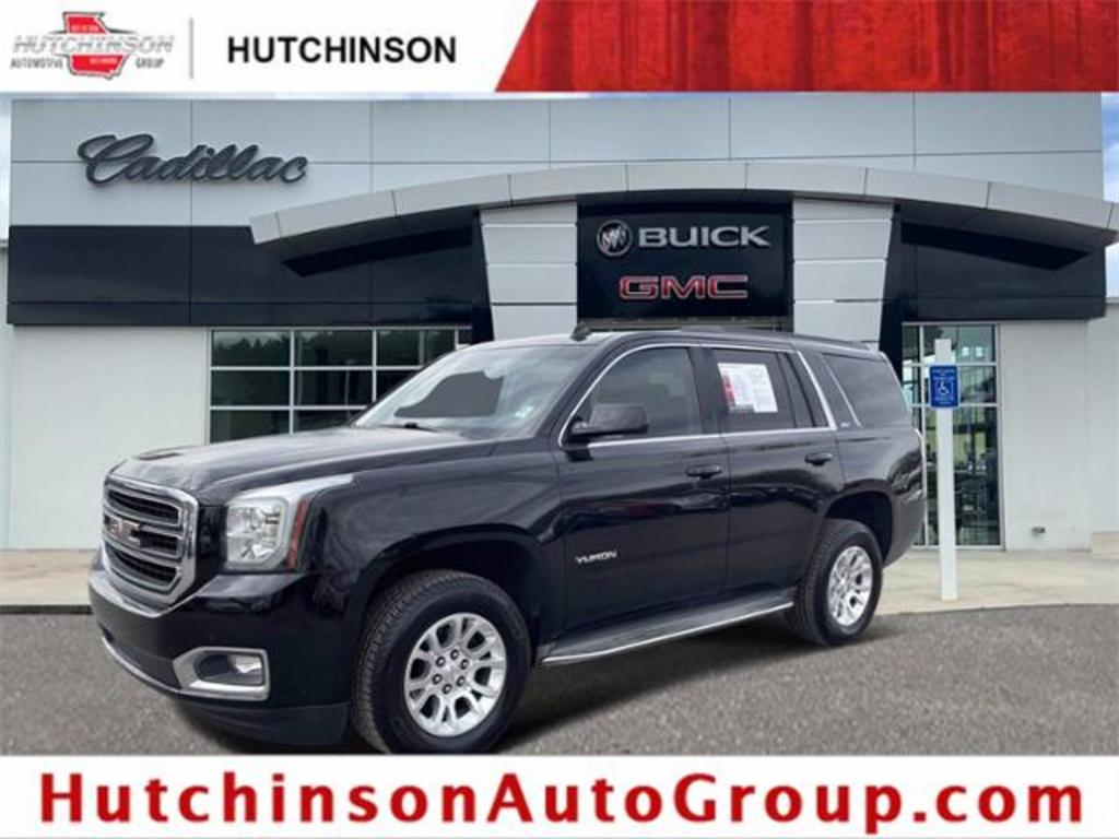2015 GMC Yukon SLT photo