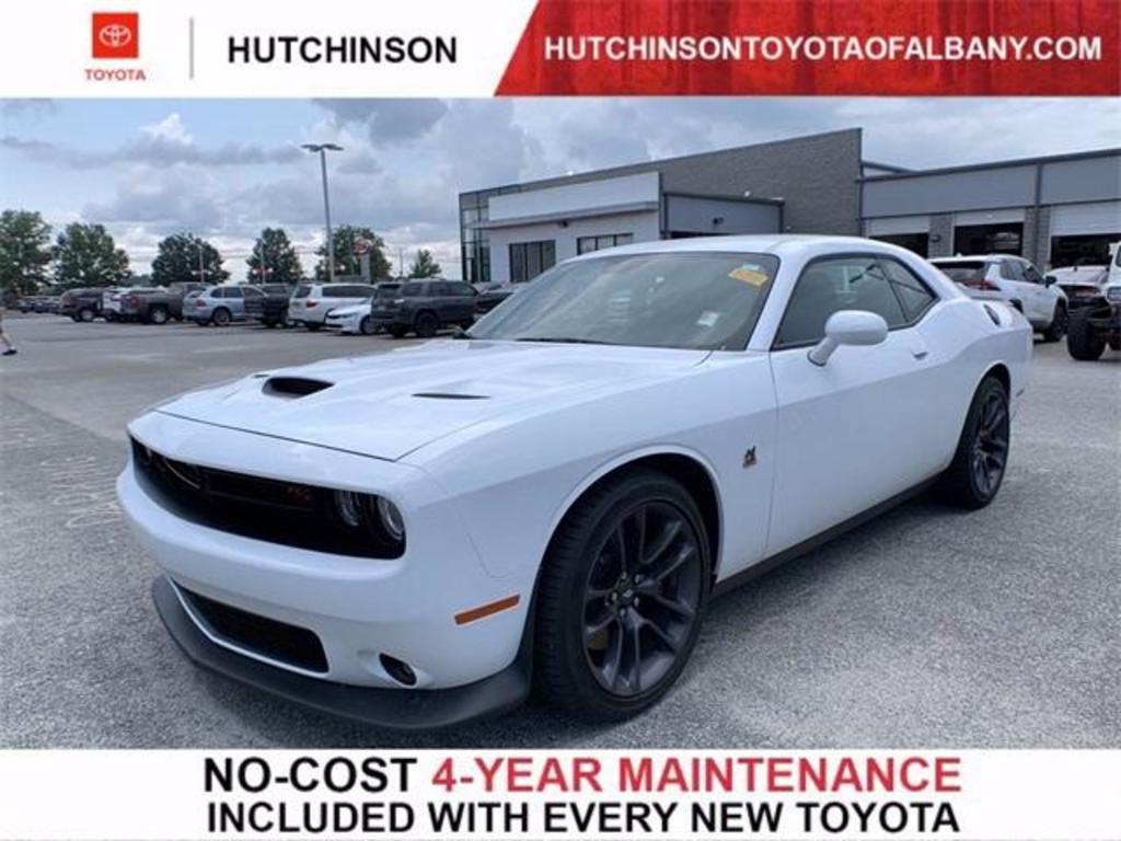 2021 Dodge Challenger R/T Scat Pack photo