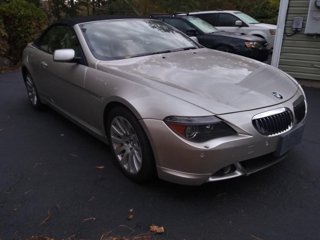 2005 BMW 6-Series 645Ci photo
